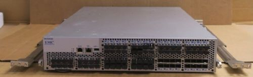 Brocade EMC DS-5300B 5320 64-Port Active 8Gb FC Switch + Licenses & SFPs Modules